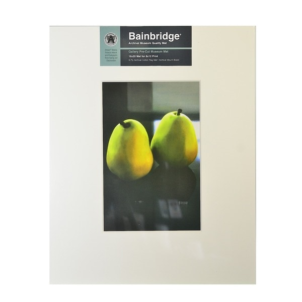 Bainbridge Archival Museum Quality Mat