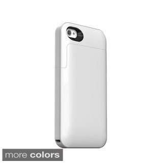 Mophie Juice Pack Air Case and Rechargeable Battery for iPhone 4 (New in Non-Retail Package)
