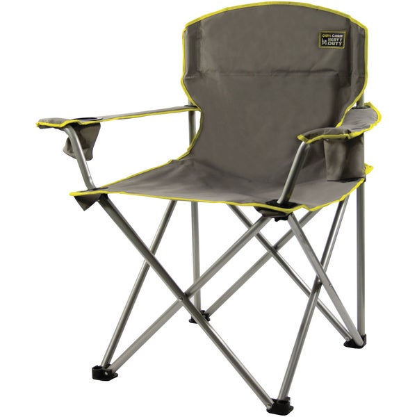 Quik Chair Quarter-ton Heavy Duty Folding Armchair 14716496