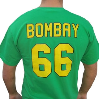Ducks Coach Gordon Bombay 66 Jersey Cotton T-shirt