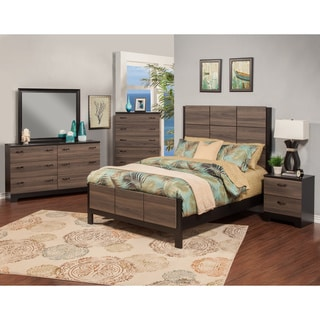 Sandberg Furniture Nova 4-piece Bedroom Set