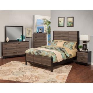 Sandberg Furniture Nova 4-piece Bedroom Set