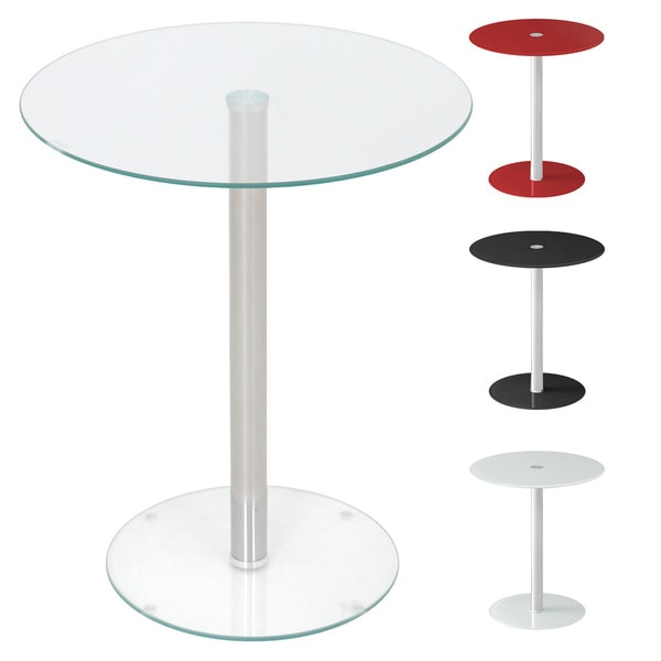 Spool Modern Side Table
