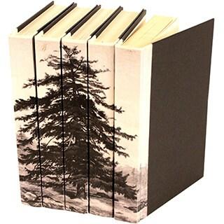 Strutt Trees Book Decorative Books (Set of 10)