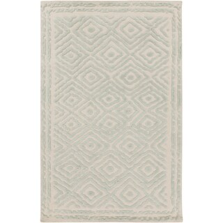 Beth Lacefield : Hand-Knotted Katrine Indoor Wool Rug (8' x 11')