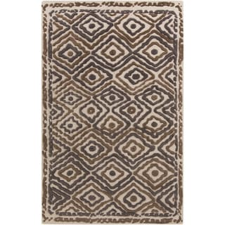 Beth Lacefield : Hand-Knotted Kathryn Indoor Wool Rug (8' x 11')