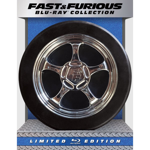 Fast & Furious 1-6 Collection (Blu-ray Disc) 14717743