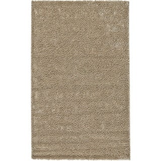 Grand Bazaar Everyday Shag Linen Rug (5' x 8')