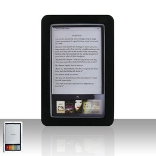 INSTEN Soft Silicone Gel Rubberized Matte Phone Case Cover For Barnes Noble Nook 1st Edition