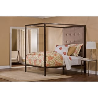 King's Way Bed Set with Canopy