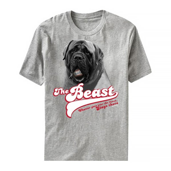 Men's The Beast Sandlot Baseball Movie T-shirt