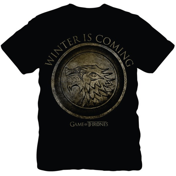 Men's Game Of Thrones 'Winter Is Coming' T-shirt