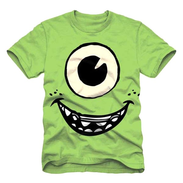 Youth Mike Wazowski Face Monsters University T-shirt