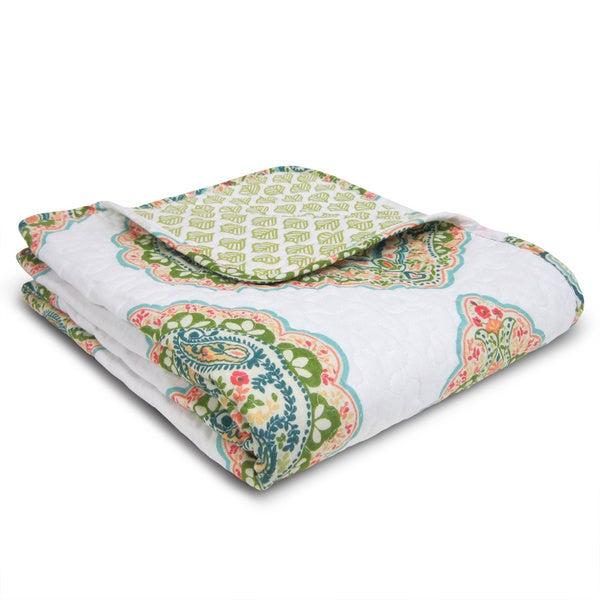 Lush Decor Sylvia Throw Blanket