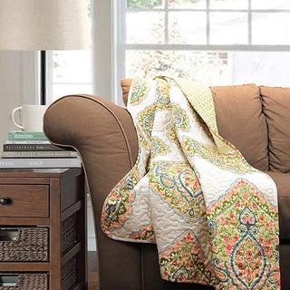 Lush Decor Sylvia Throw Blanket