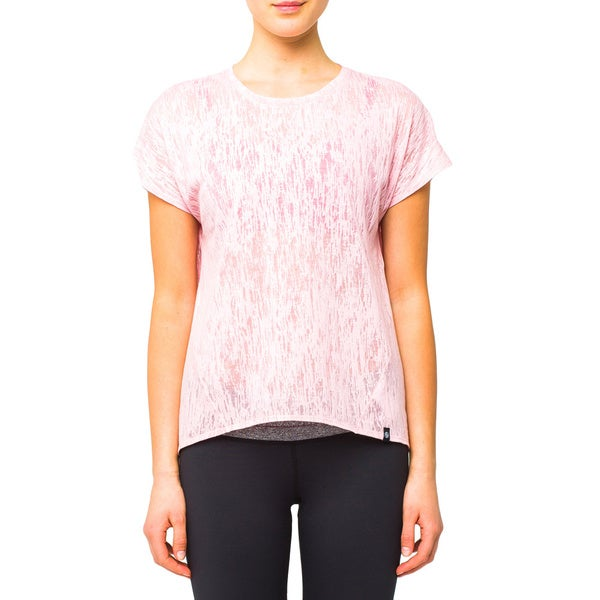 Lija Women's Pink Light Layering T-shirt
