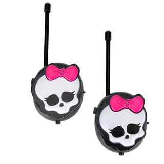Monster High Clawsome Walkie Talkies