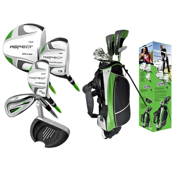 Affinity Aspect Teen Complete Golf Set