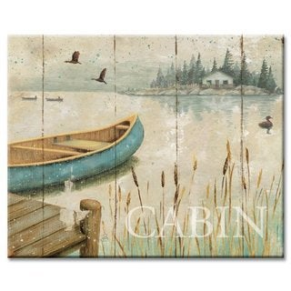 Counterart Lakeside Glass Cutting Board
