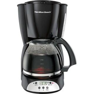 Hamilton Beach 49464 12-cup Programmable Coffeemaker
