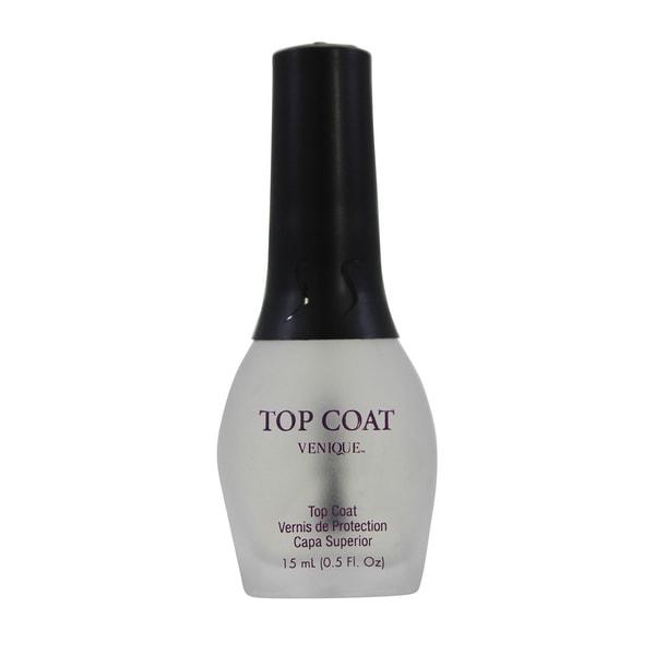 Venique Clear Nail Top Coat