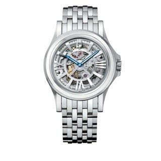 Accutron Men's 63A001 Stainless Steel Automatic Watch