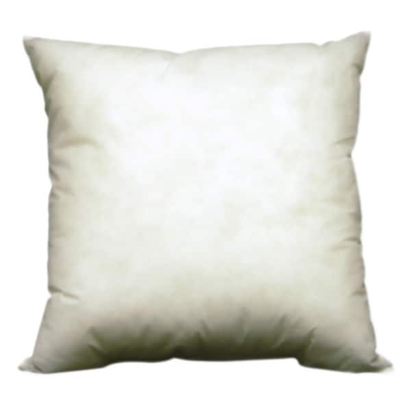 Throw Pillow Insert : 18-inch Throw Pillow Inserts by American Pillow