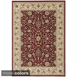 """Heritage Collection Traditional Oriental Design Area Rugs (5'3""""X7'3"""")"""