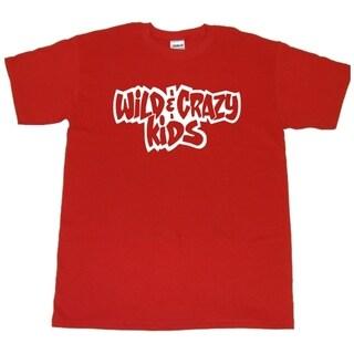 Wild & Crazy Women's Red Team T-shirt