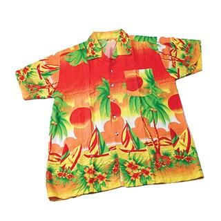 Men's Tropical Sun Hawaiian Shirt