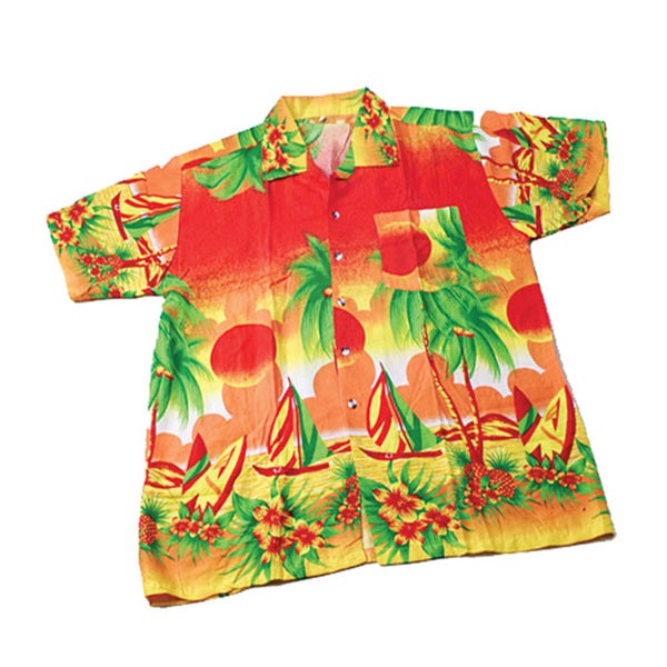 Men's Tropical Sun Hawaiian Shirt