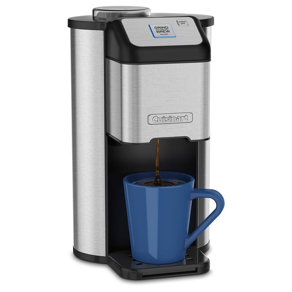 Cuisinart DGB1 Single Cup Grind & Brew Coffeemaker - 16951665 - Overstock.com Shopping - Great ...