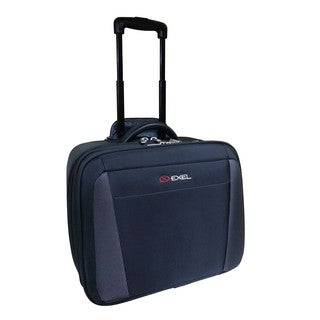 Exel Rolling 16-inch Carry On Rolling Laptop Business Case