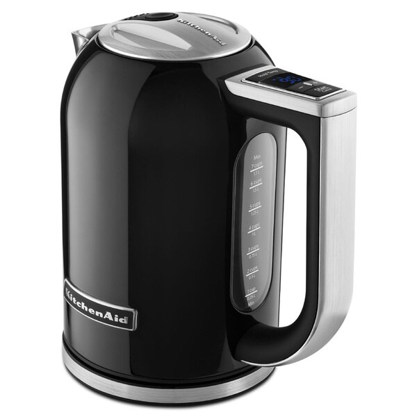 KitchenAid KEK1722 1.7-liter Electric Kettle with LED Display 14721699
