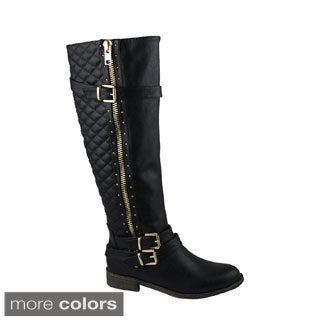 Celebrity NYC Women's Oh Maggie Knee-high Boot