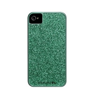 Case Mate - Green Glam for iPhone 4/4s (Bulk Package)