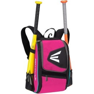Easton Baseball Backpack Black/ Pink Carrying Case