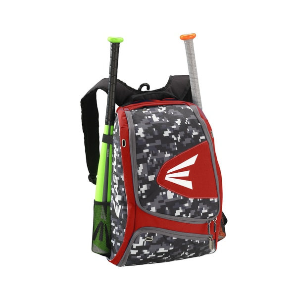 Easton Baseball Red Backpack Carrying Case