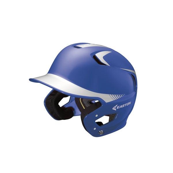 Easton Z5 Grip 2-tone Royal/ White Senior Batting Helmet
