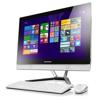 Lenovo C50-30 F0B10024US All-in-One Computer - Intel Core i5 i5-4210U