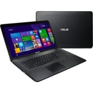 "Asus K751MA-DS21TQ 17.3"" Touchscreen Notebook - Intel Pentium N3540 2"
