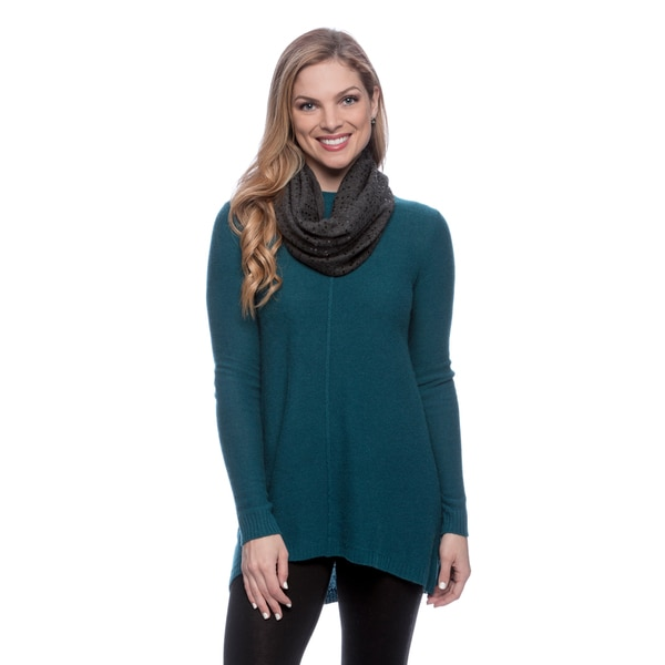 Ply Cashmere Sequined Snood