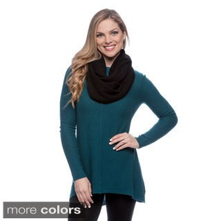 Ply Cashmere Infinity Scarf