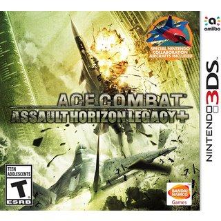 Nintendo 3DS - Ace Combat: Assault Horizon Legacy Plus