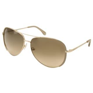 MICHAEL Michael Kors Women's M2045S Sicily Aviator Sunglasses