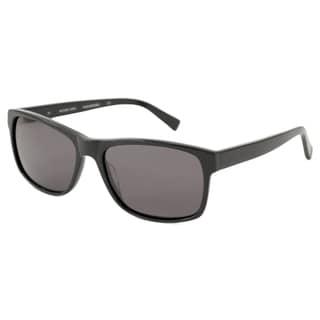 Michael Kors Men's MKS250M Preston Rectangular Sunglasses