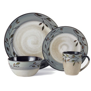 Pfalzgraff Pastoral Leaves 16-piece Dinner Set