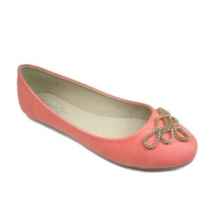 Nichole Simpson Ballet Flat with Ornament