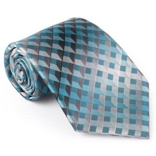 Van Heusen Men's Silk Plaid Tie