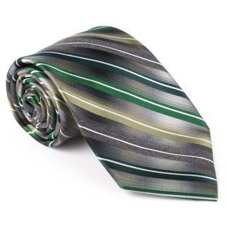 Van Heusen Men's Silk Stripe Tie